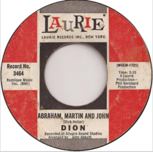"Falling Down The Rabbit Hole ~ My relationship with the song, ""Abraham, Martin and John"" ~  by Katrina Curtiss 5/5/2020"