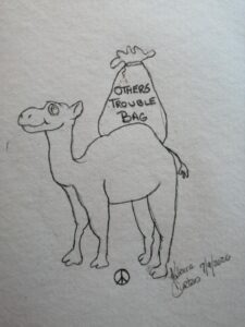 Read more about the article The Camel ~ a short poem by Katrina Curtiss 7/9/2020