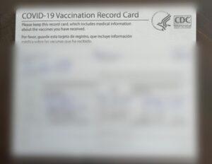 Conversation With Sofia ~ COVID-19 Vaccine Shot #2 ~ Katrina Curtiss 3/25/2021