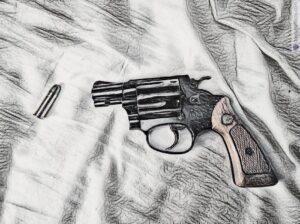 A Bullet, A Gun And A Conversation ~ Katrina Curtiss 4/15/2021