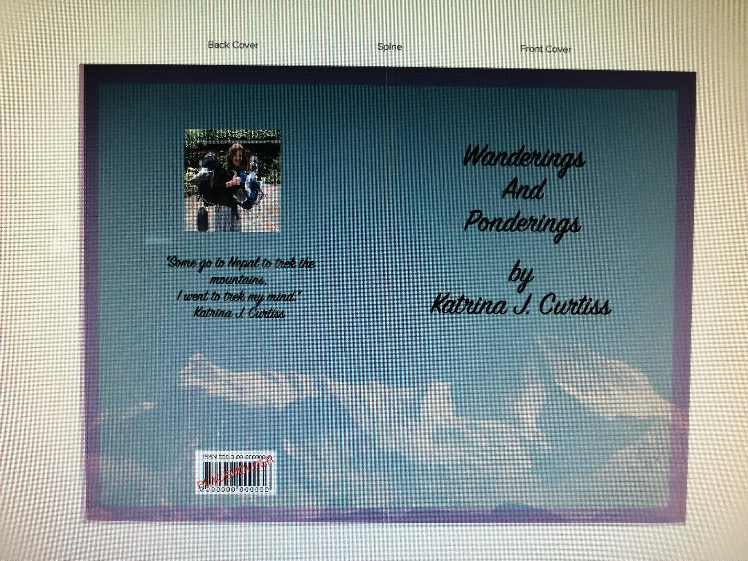 My First Book Is Being Born ~ 6/14/21